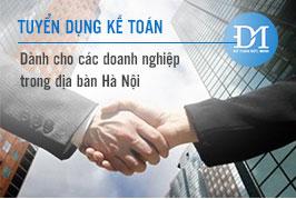 tuyển dụng kế toán miễn phí cho các doanh nghiệp