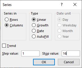 3 cách đánh số thứ tự trong Excel cực nhanh và đơn giản