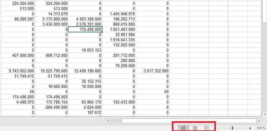 Mách bạn cách căn chỉnh dữ liệu file Excel vừa in với trang giấy A4