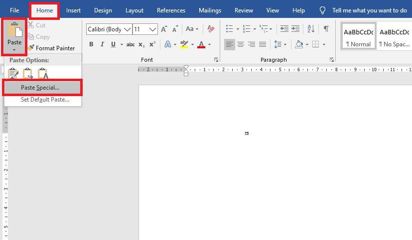 Cách sao chép bảng từ Excel sang Word vẫn giữ nguyên định dạng 1