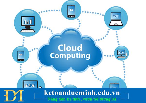 Lưu trữ tài liệu lên đám mây