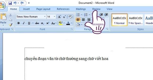 Dịch một đoạn văn bản sang tiếng khác bằng Bing Translator