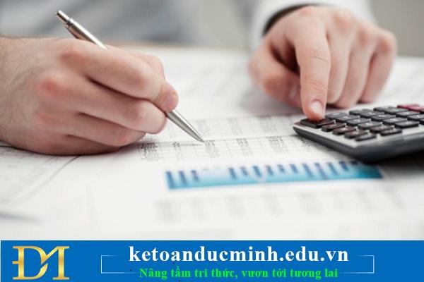 kế toán cần kiểm tra trước khi lên báo cáo tài chính 1