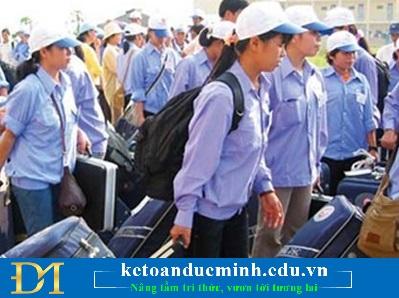Người lao động đi xuất khẩu lao động được tham gia BHXH bắt buộc