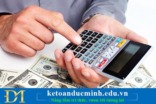 Cách hạch toán các khoản giảm trừ doanh thu theo Thông tư 133 mới nhất