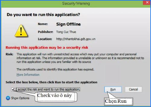 4 bước khắc phục lỗi không chọn được tệp tờ khai trên trang khai thuế điện tử 6