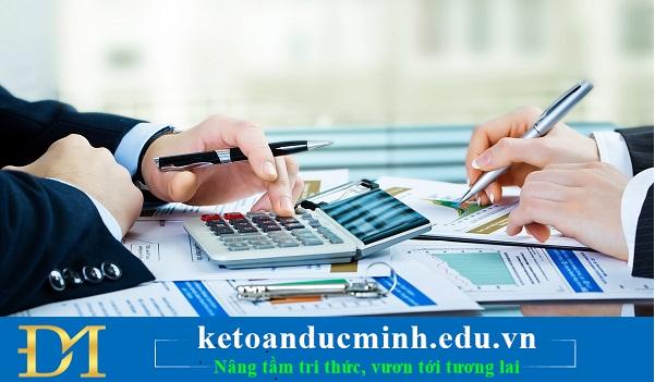 Vận dụng kế toán trách nhiệm ở Việt Nam