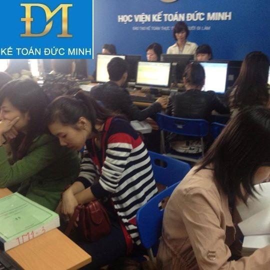 Viện đào tạo kế toán, tin học Đức Minh - Nơi bạncóthểđặttrọnniềmtin!