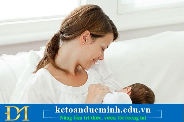 Chế độ dưỡng sức, phục hồi sức khoẻ sau thai sản