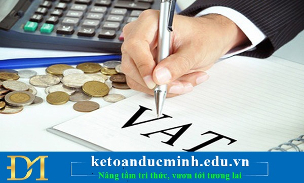 Cách xác định thuế theo từng lần phát sinh