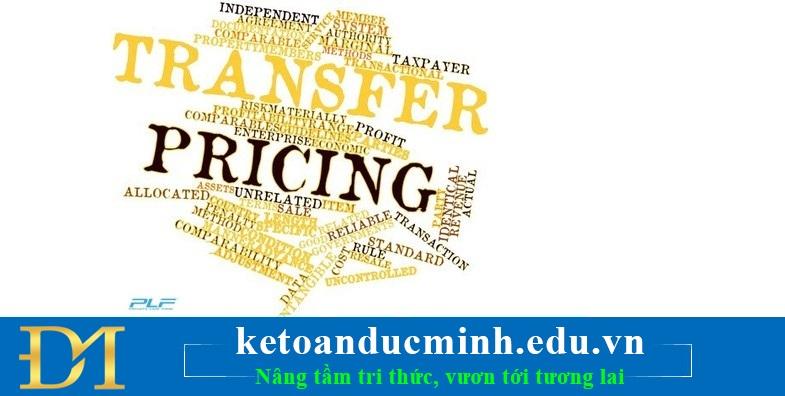 Đánh giá hoạt động chống chuyển giá ở Việt Nam 1
