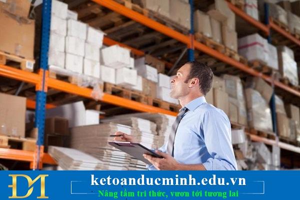 Yêu cầu đối với một kế toán kho trong doanh nghiệp