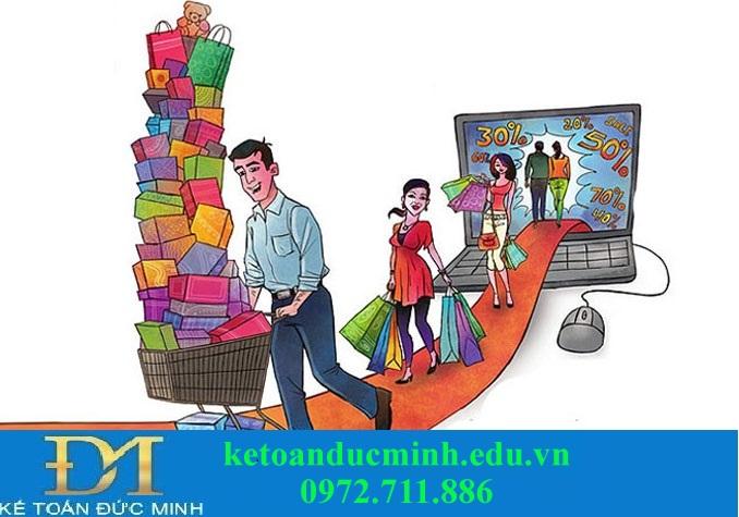 Các loại hàng hóa chủ yếu trong bán lẻ điện tử
