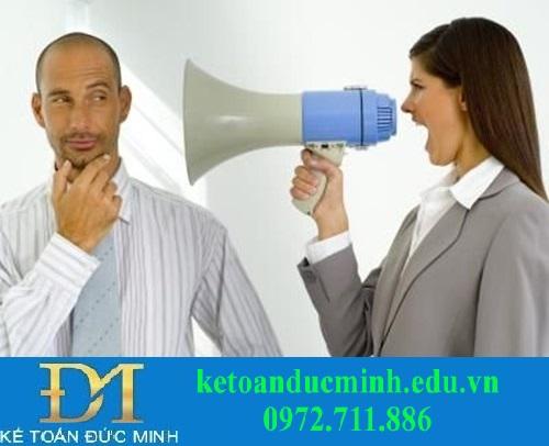 Bạn nói quá nhiều trong các cuộc họp