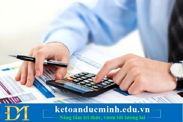 hạch toán các khoản truy thu sau khi quyết toán thuế chi tiết