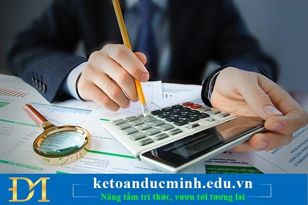 Kế toán hạch toán chia lợi nhuận sau thuế