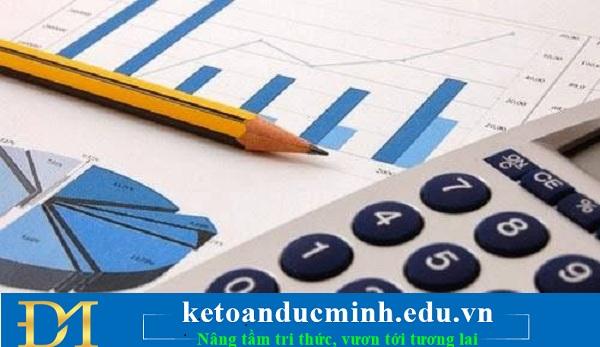kiểm tra các tài khoản mục tài sản lưu động và tài sản dài hạn trên BCTC 4