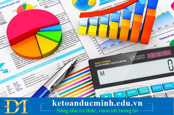 kiểm tra các tài khoản mục tài sản lưu động và tài sản dài hạn trên BCTC 5