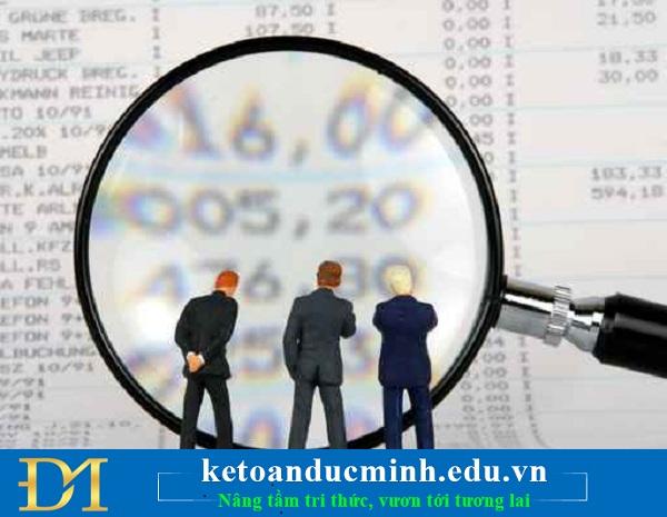 6 lưu ý kế toán trong doanh nghiệp xây dựng khi bị thanh tra thuế kiểm tra1