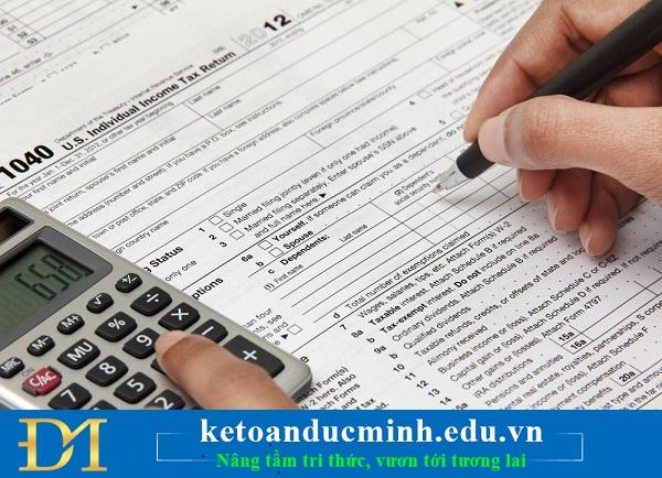 kế toán trong doanh nghiệp xây dựng khi bị thanh tra thuế kiểm tra