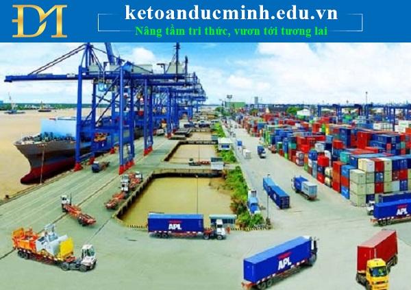 Nguyên tắc kế toán thuế nhập khẩu