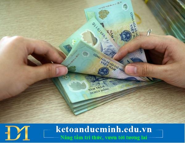 Mức phạt hành chính đối với doanh nghiệp trả chậm lương người lao động