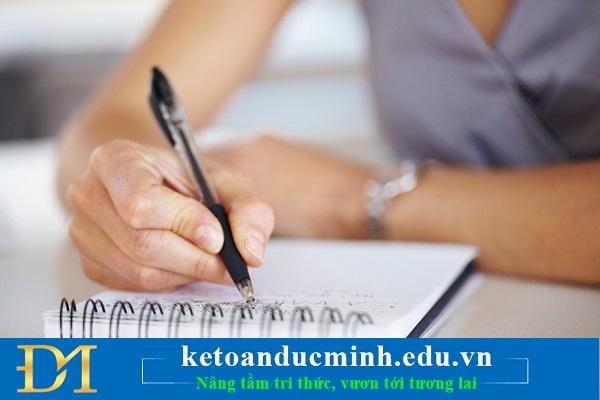 Lên danh sách những chương trình tuyển dụng thực tập