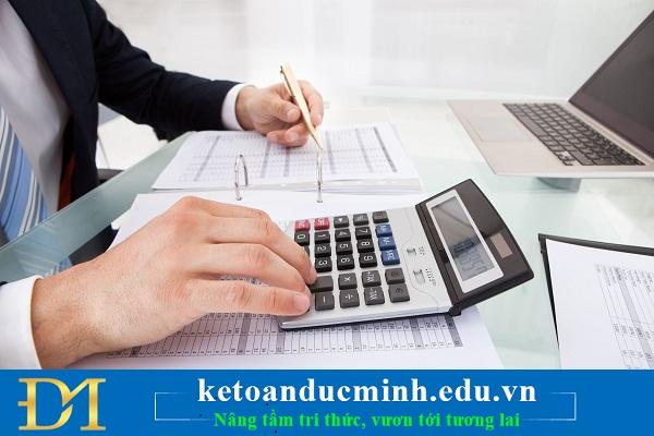 Nội dung kế toán đơn vị hành chính sự nghiệp