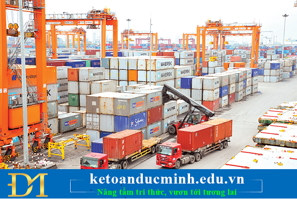 hàng hóa xuất khẩu được áp dụng thuế suất 0%