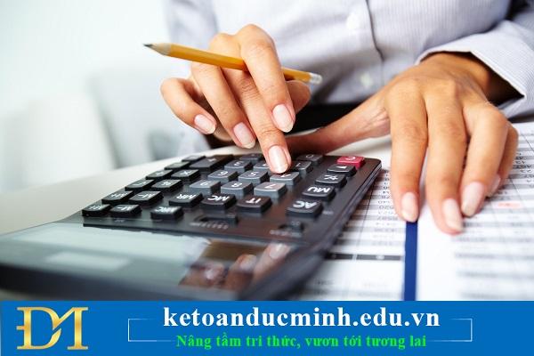 Ảnh 1: Kế toán cần phải lưu ý những gì khi hạch toán kế toán thuế?