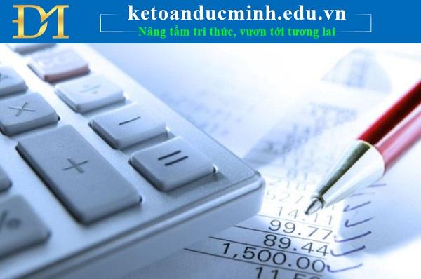 Ảnh 1: Kế toán cần phải lưu ý những gì khi hạch toán kế toán thuế 5