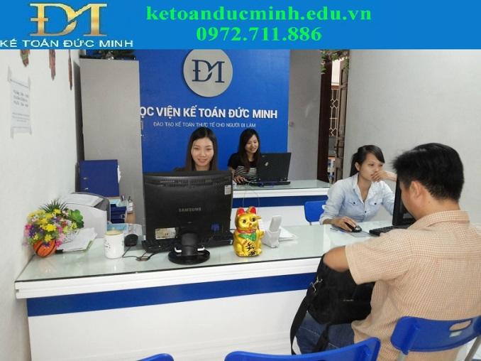Các khóa học kế toán ngắn hạn tại hà nội - khóa học nghiệp vụ kế toán ngắn hạn 1