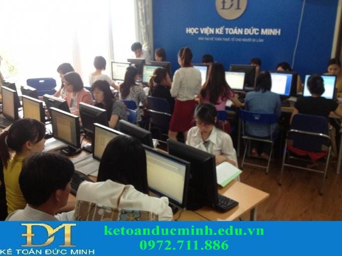 Các khóa học kế toán ngắn hạn tại hà nội - khóa học nghiệp vụ kế toán ngắn hạn 2
