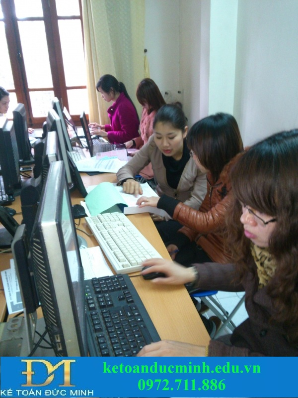 Các khóa học kế toán ngắn hạn tại hà nội - khóa học nghiệp vụ kế toán ngắn hạn 4