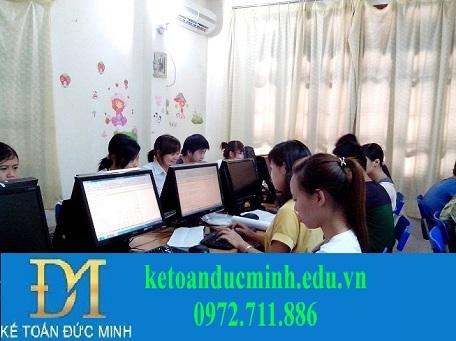 Các khóa học kế toán ngắn hạn tại hà nội - khóa học nghiệp vụ kế toán ngắn hạn 6