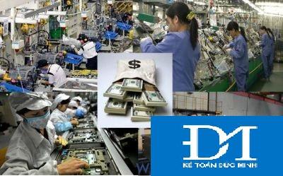 phân loại tiền lương theo quan hệ với quá trình sản xuất
