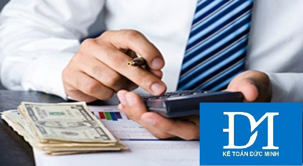 Kiểm tra các chứng từ liên quan đến tiền gửi ngân hàng