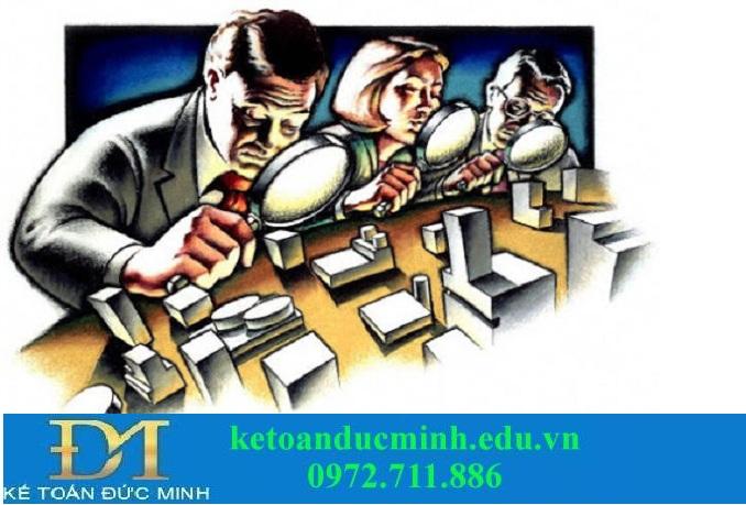 Gía trị doanh nghiệp - Kế toán Đức Minh