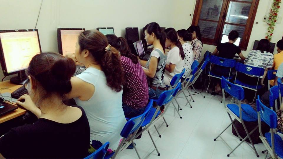 học báo cáo thuế tại Hà Nội