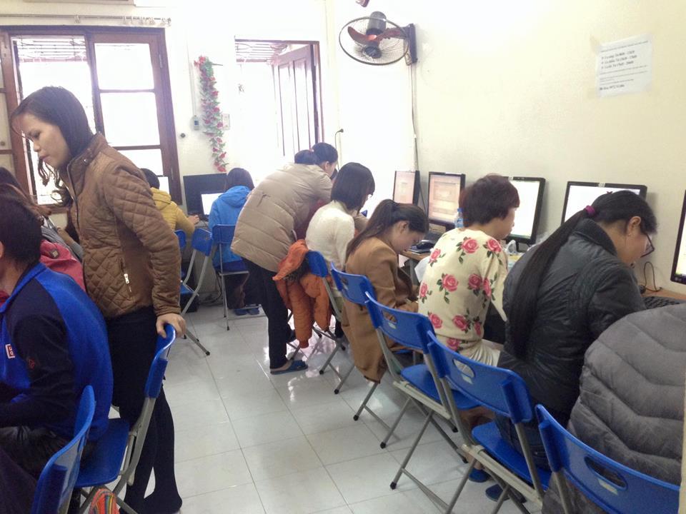 Học nghiệp vụ kế toán trong doanh nghiệp