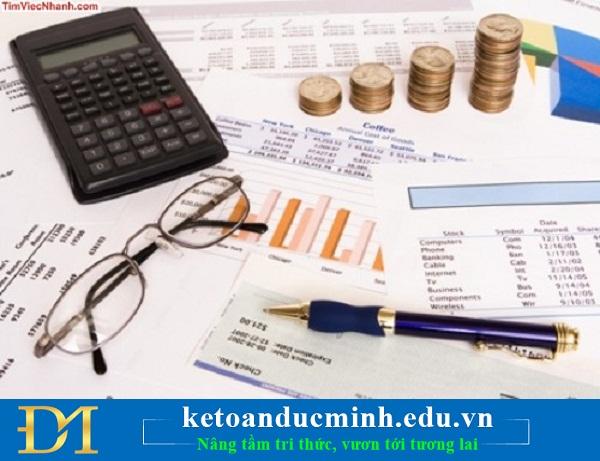 kế toán công nợ