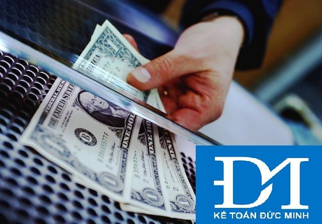 kế toán giao dịch ngoại tệ kế toán đức minh