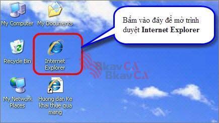 Mở trình duyệt vào mạng như Google Chrome, Cốc Cốc, Firefox hay Internet Explorer