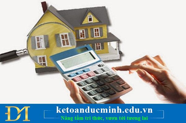 Công việc cuối năm của kế toán tài sản cố định