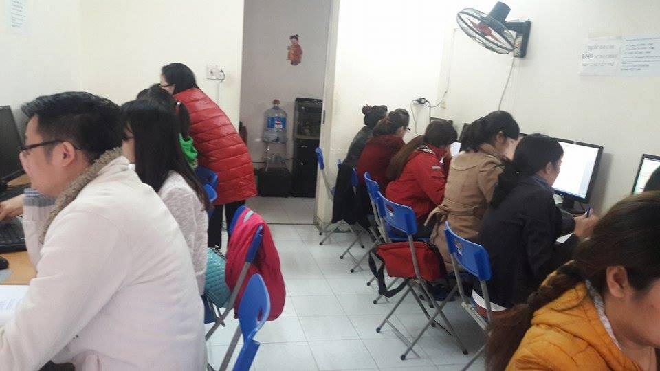 Khoá học kế toán thực tế tại Hà Nội