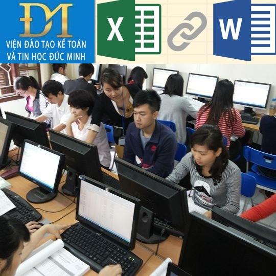 khóa học tin học văn phòng cho sinh viên