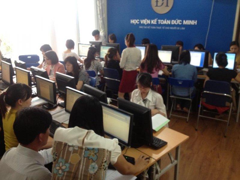 Khóahọc tin học văn phòng - họcExcel cơ bản hà nội