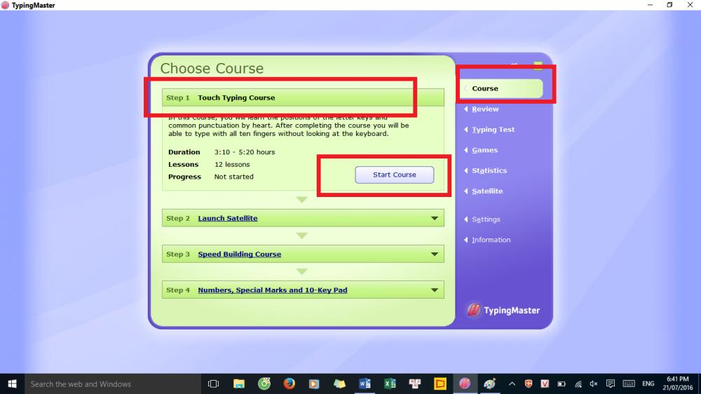 phần mềm gõ 10 ngón typingmaster pro bản portable không cần cài đặt + hướng dẫn sử dụng 3