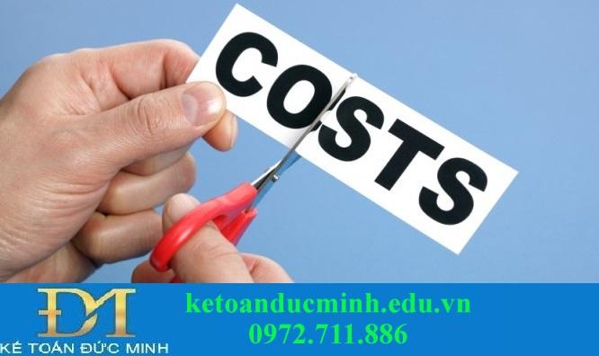 . Mục tiêu tìm cách tối ưu hóa mối quan hệ giữa chi phí với giá trị ( lợi ích ) mà chi phí đó tạo ra