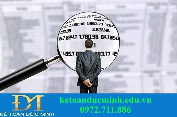 Thực hiện kiểm toán báo cáo tài chính
